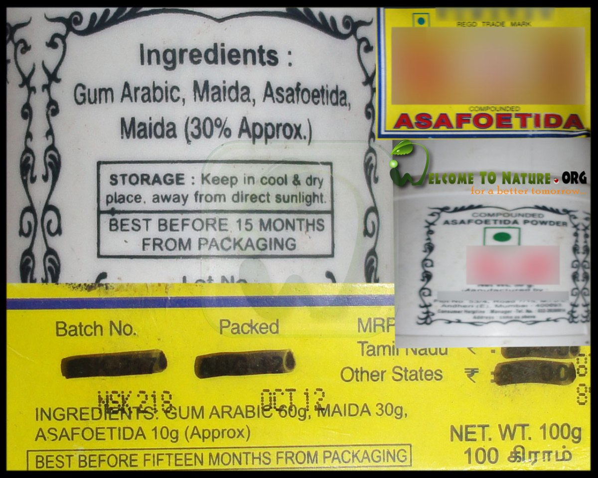 The Real Facts About Asafoetida, How they are cheating public?