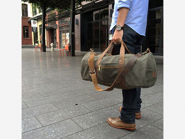 Gustin_Waxed_Canvas_Duffel_1