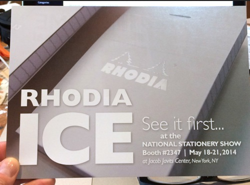 Exaclair unveils Rhodia Ice at NSS2014