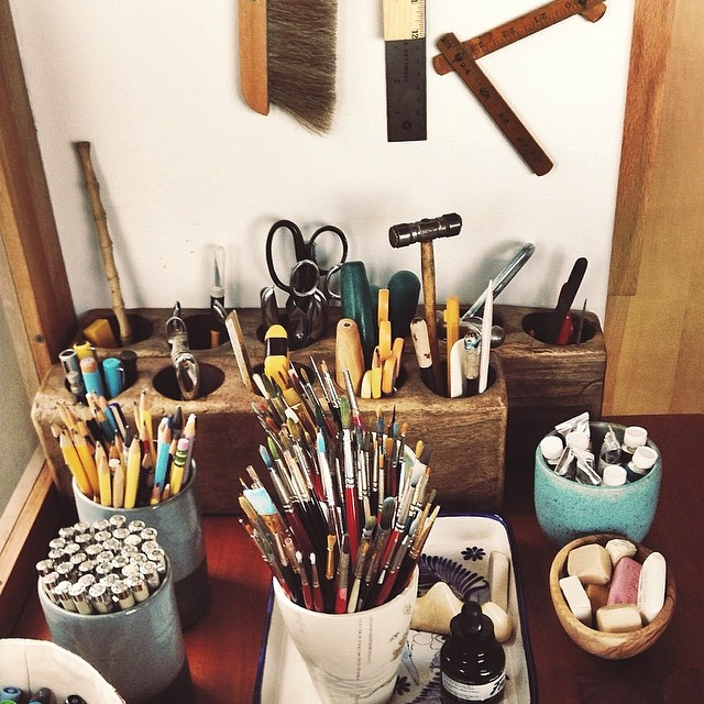 genine zlatkis studio