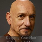 How to Make Your Hair Style Last All Day