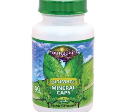 Ultimate™ Mineral Caps™ – 64 capsules
