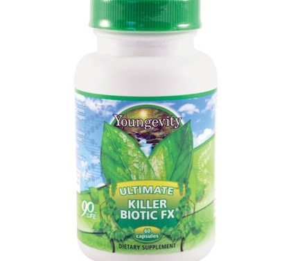 Ultimate™ Killer Biotic Fx® – 60 capsules
