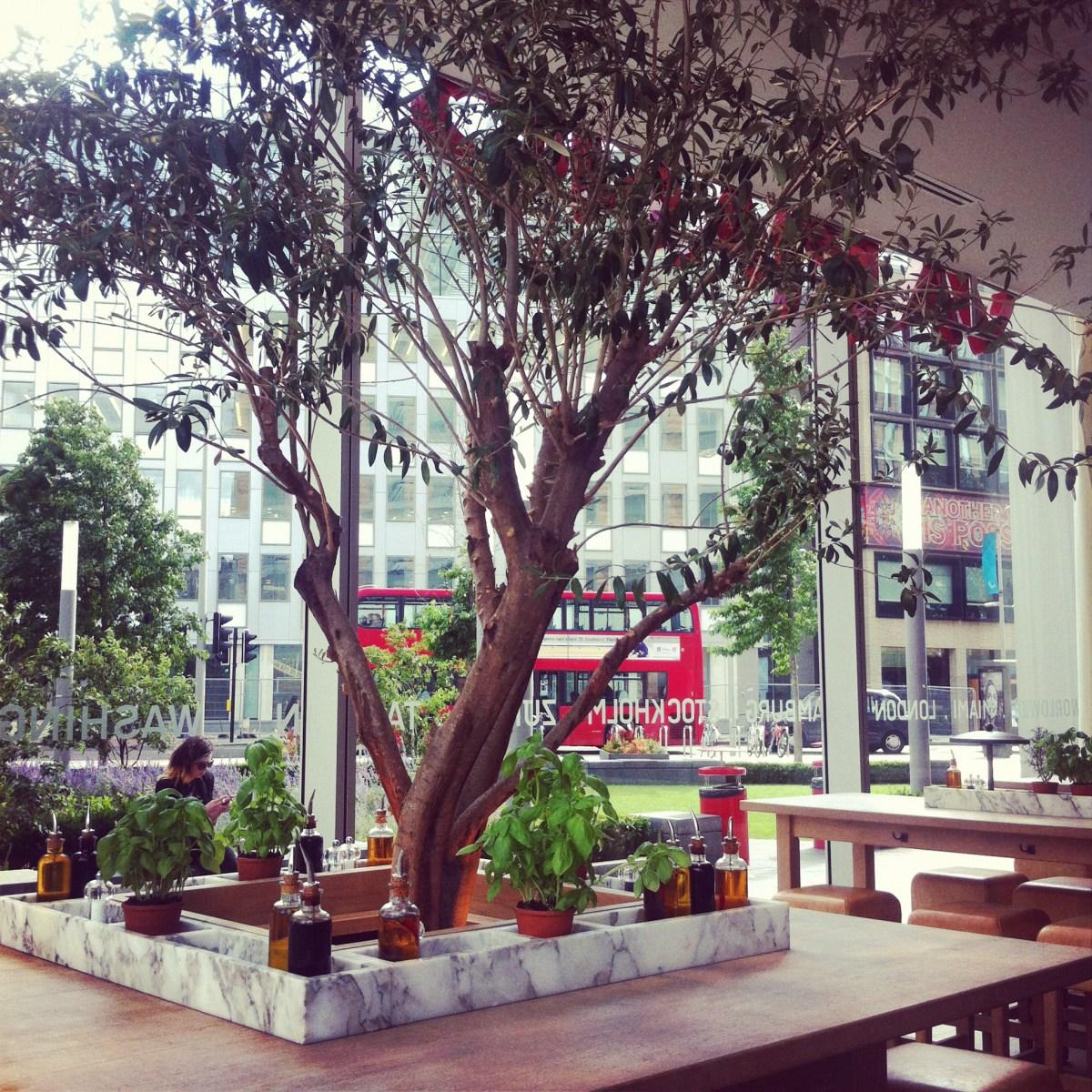 Vapiano, Bankside, 2, 90b Southwark Street, London SE1 0FD