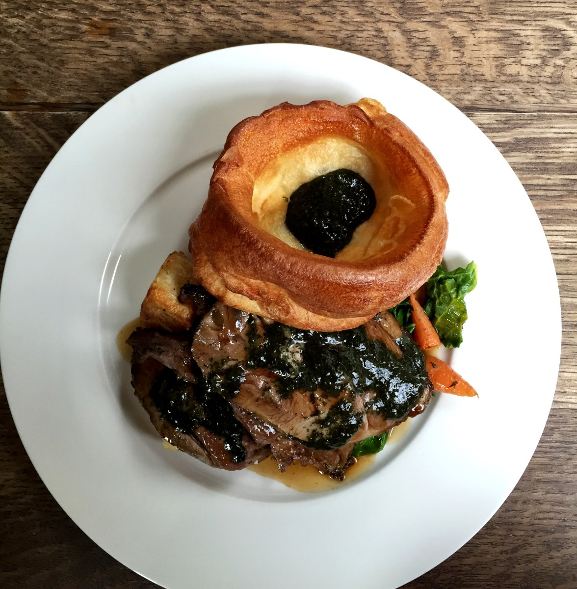 An Honourable Sunday Lunch | The Honor Oak, 1 Saint German's Road, London SE23 1RH