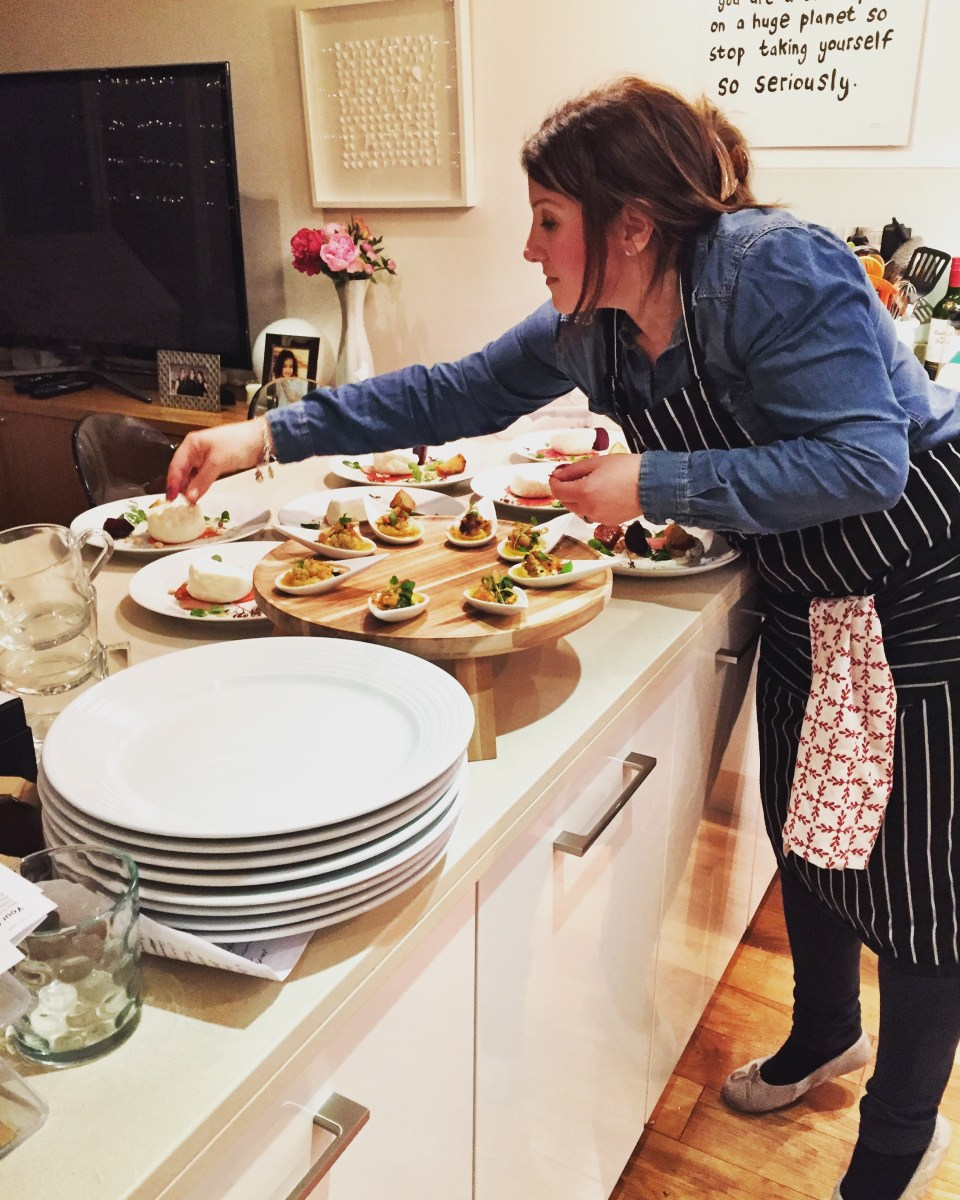 A Chef-ing Great Night In | EatAbout, Featuring MasterChef Finalist Emma Spitzer