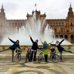 tapas cycling
