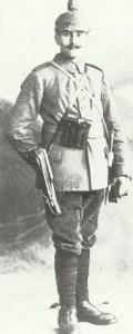 Soldat der Gebirgs-Artillerie