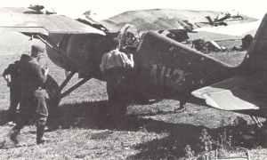 griechische PZL P24 F