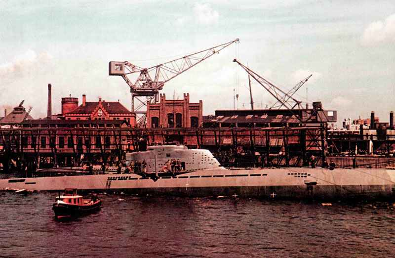 Typ XXI U-Boot