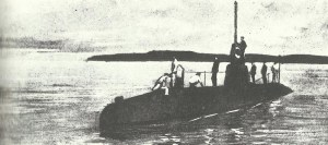 österreich-ungarische U-Boot 'U 6'