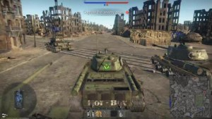 T-44-122 in War Thunder