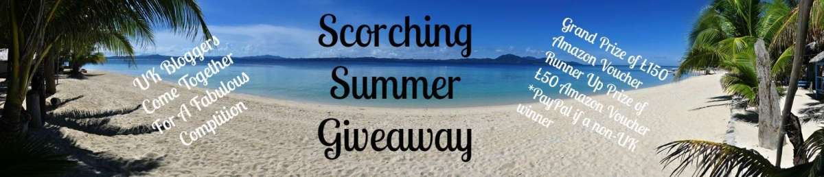 Scorching Summer Giveaway! Win £150 in Amazon Vouchers