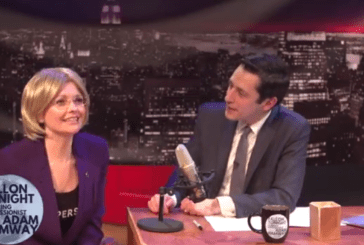Fallon Tonight – Senator Elizabeth Warren Hip PSA (Video)