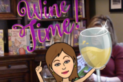 My Mommy Minute: If you give a Mom a glass of wine (Web Series)