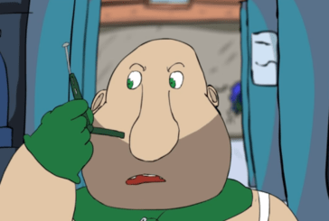 Superhero Cartoon The Pennsylvania Pickle S1 E3 Now's Not The Time (Web Series)