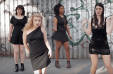 Sexy Anxious Girls ft. Akilah Hughes & Marshall Louise (Video)