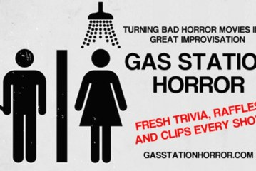Gas Station Horror (Comedy Show Recap)
