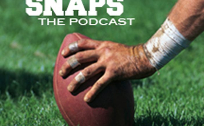 Quick Snaps 10/3/16 – Week 4 The Patriots Lose! (Podcast)