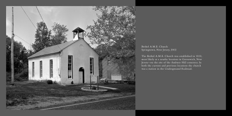 Bethel AME Church, Springtown