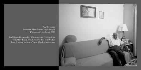 Paul Reynolds, Whitesboro