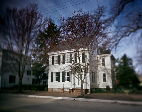 Goodwin Sisters Home (Network to Freedom UGRR site), Salem, New Jersey