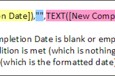 sharepoint calculated date field