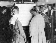 womens locker room 1919