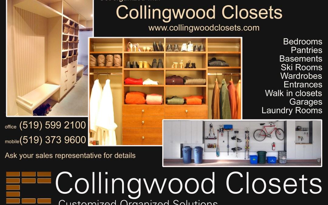 Collingwood Closets