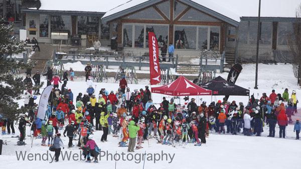 Men's National Ski Team @ Osler