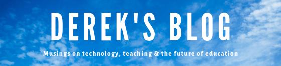 Dereks Blog