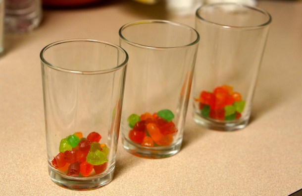 how to make edible jello fish bowl