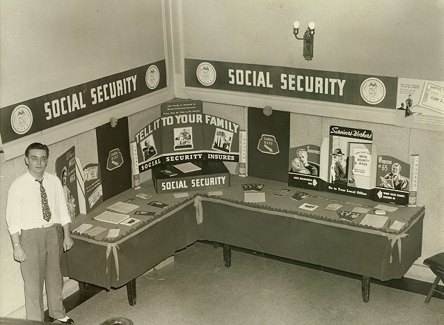Social Security Information Display