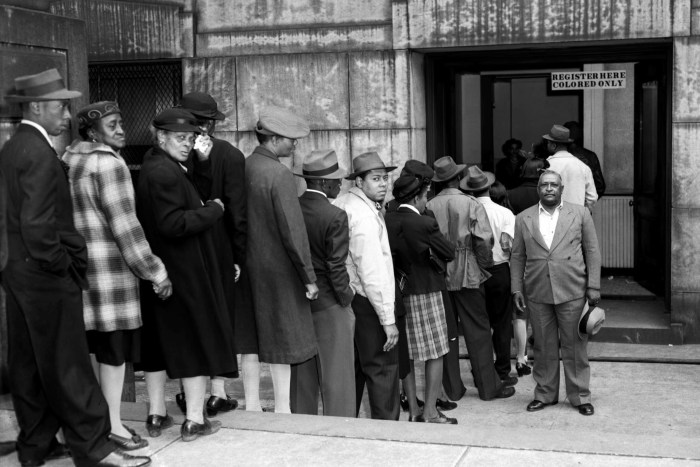 African American voters in Atlanta