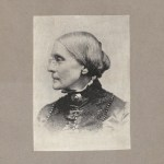 Susan B. Anthony, suffragette