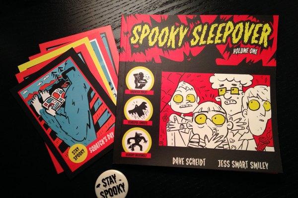 Spooky Sleepover Volume One
