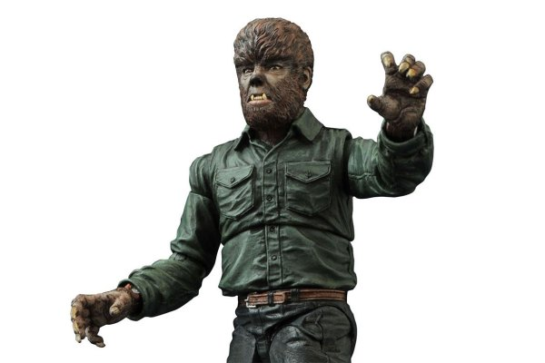 Universal Monsters Select Wolfman Version 2