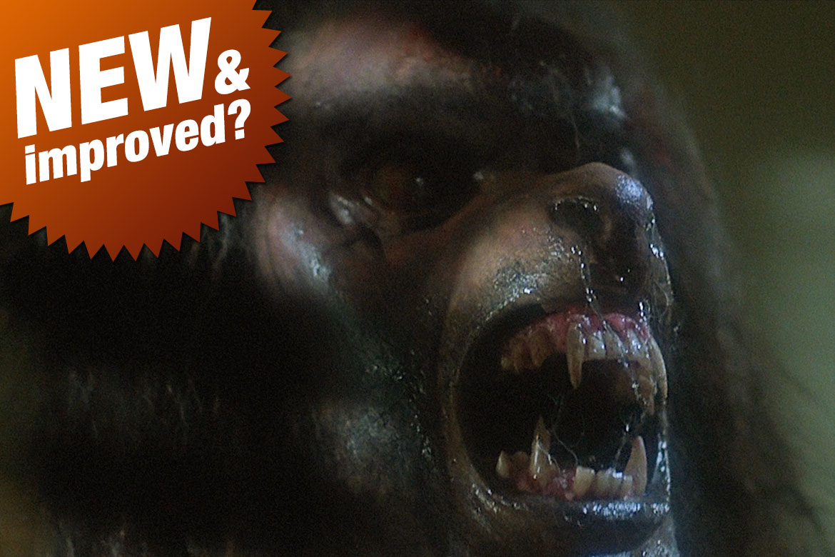 The Howling - New & Improved?