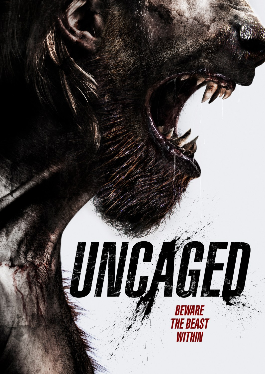 Uncaged DVD cover