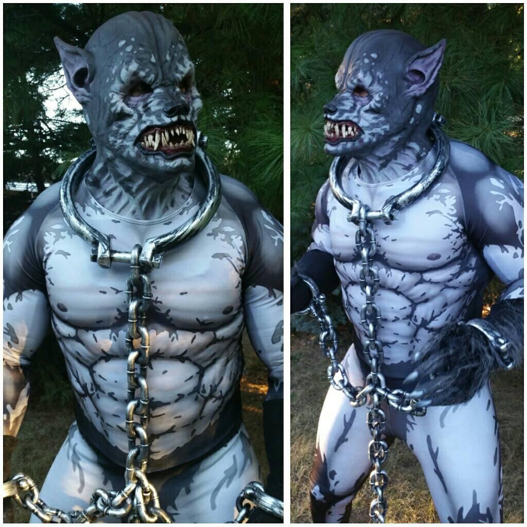 Werewolf Bodysuit