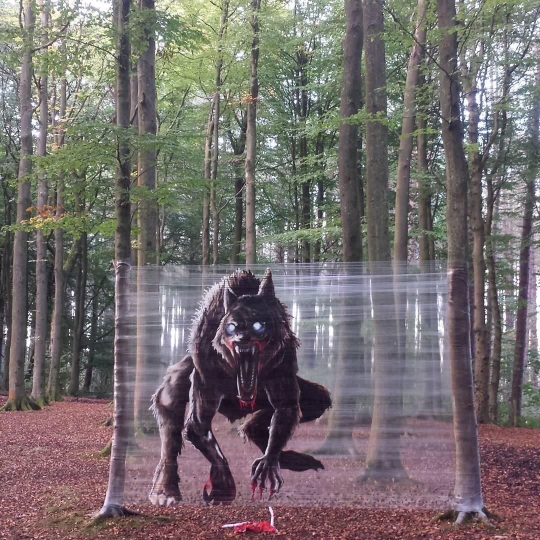Rogue-one Werewolf