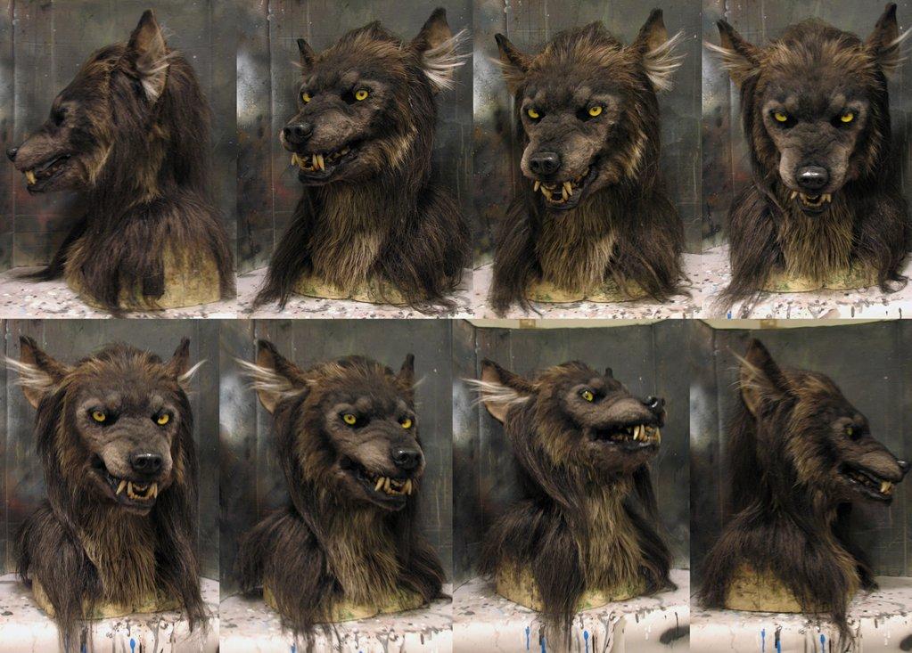 Crystumes Werewolf