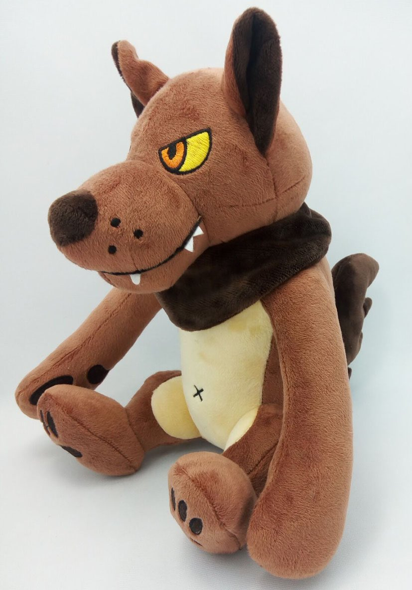 werewolf-plush-side