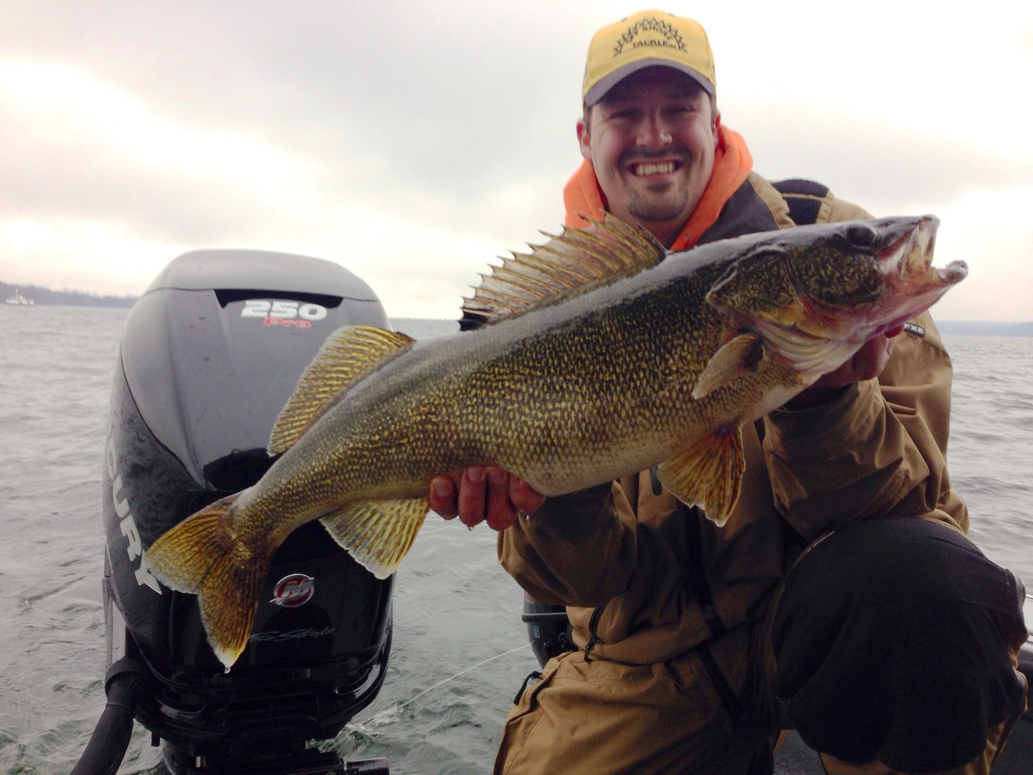 werners adventures bay of quinte fishing charter