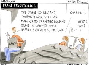 Brand Stroytelling