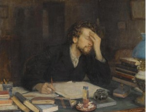 Leonid_Pasternak_-_The_Passion_of_creation1