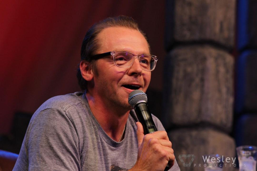 Simon Pegg SLC Fantasy Con 2014 -9754