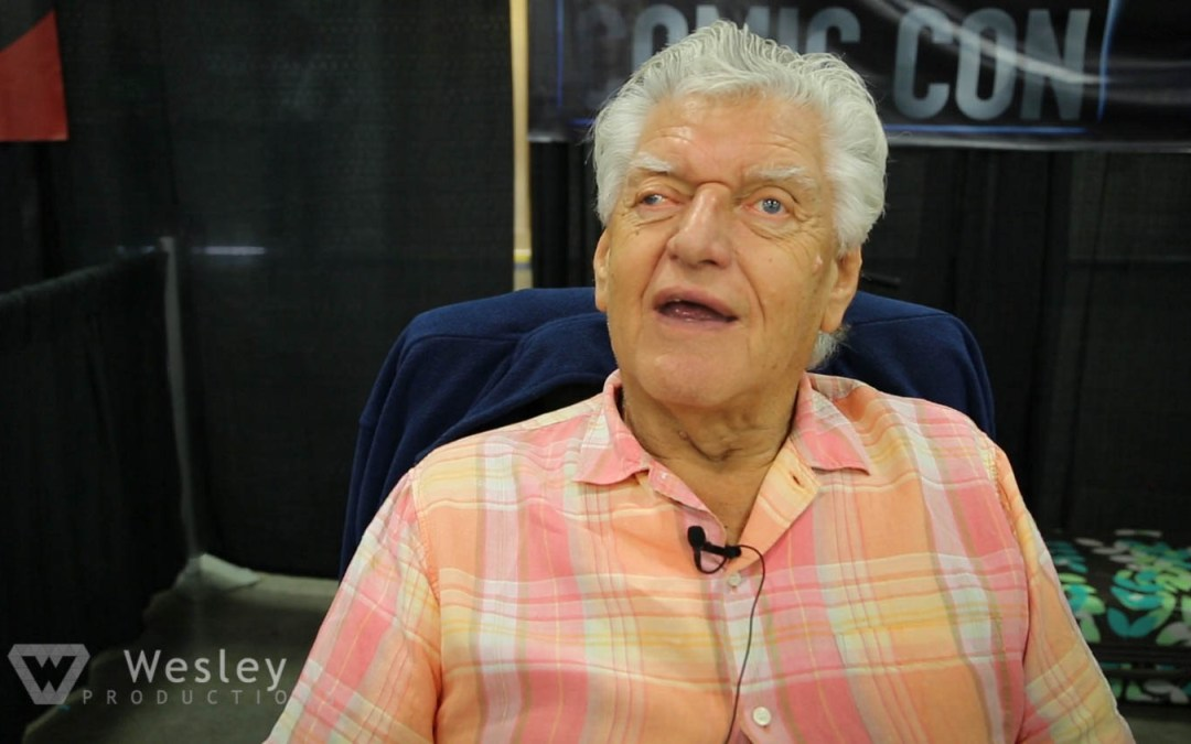 David Prowse - Darth Vader - Interview - Wesley Productions