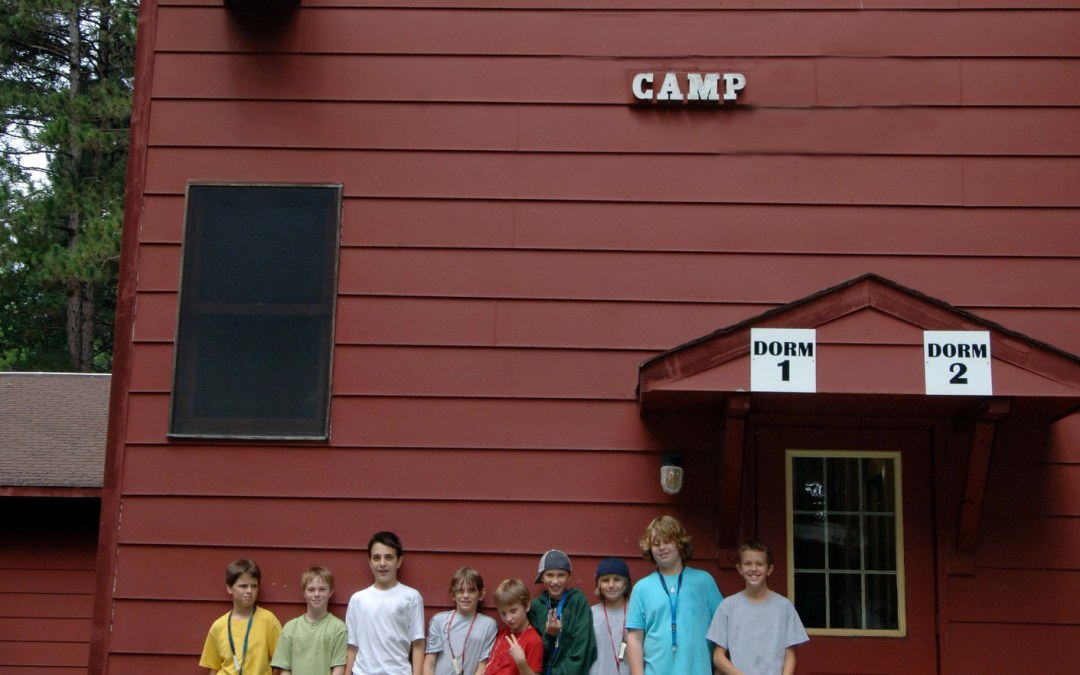 Teen Camp: A Place That Makes A Difference