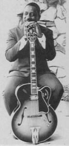 Gibson-Spezialanfertigung für Wes Montgomery